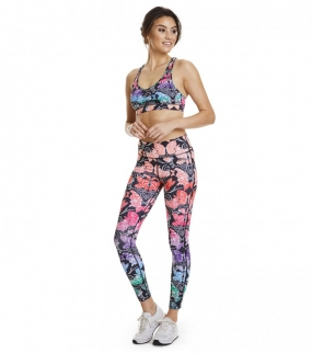 UPBEAT LEGGINGS, RAINBOW MULTI
