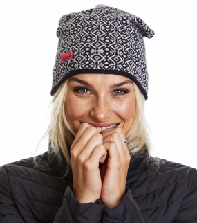 Symphony Beanie, almost black