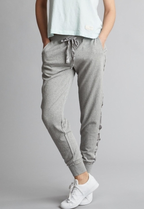 HONEY SWEET PANYS, LIGHT GREY MEL