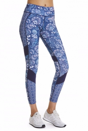 Shakedown Leggings Dark Blue