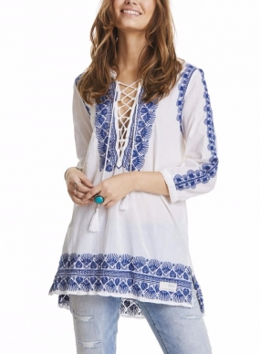 Icecream Tunic Light Chalk