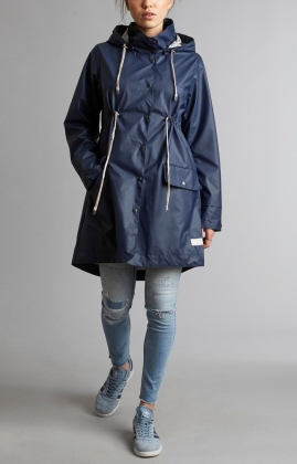 FREE RANGE RAINJACKET, DARK BLUE