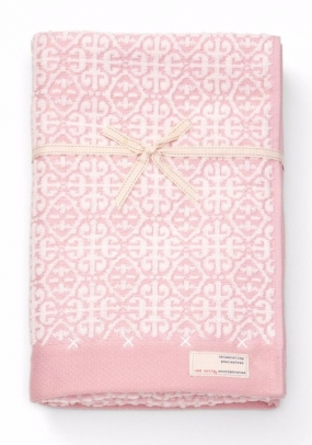All Yours Bath Towel Soft Pink