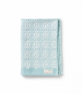 ALL YOURS HAND TOWEL, TURQUOISE