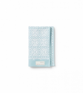 ALL YOURS GUEST TOWEL, turquoise