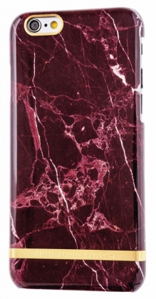 RED MARBLE GLOSSY 6/6s