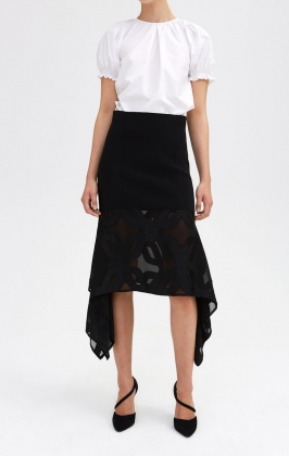 Vendela Skirt, Black