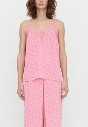 Demi Camisole, Strong Pink