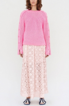 Maribel Knit, Strong Pink