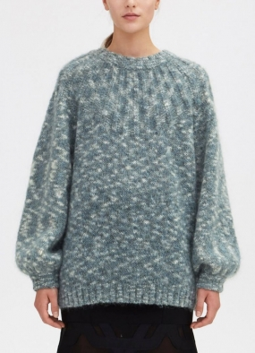 Yngva Sweater, Dark Emerald