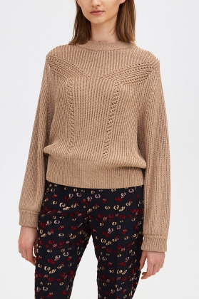 Rista Sweater, Gold