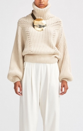 Richa Sweater, Off White