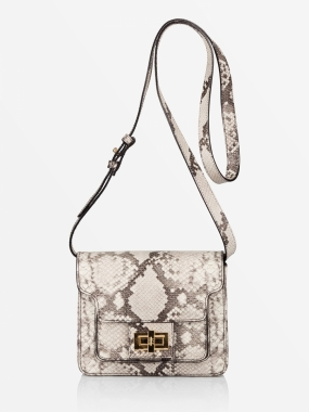 AIALE PRINTED SNAKE , GREY