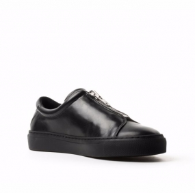 Elpique Zip Shoe Black