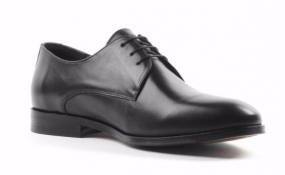 Cast Derby Shoe Black