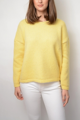 NOVA SWEATER, YELLOW