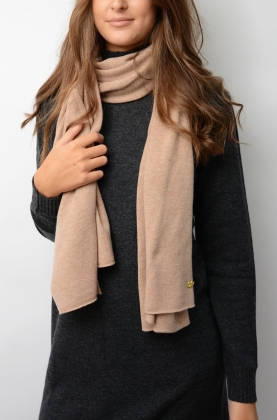 Thess Scarf, Camel
