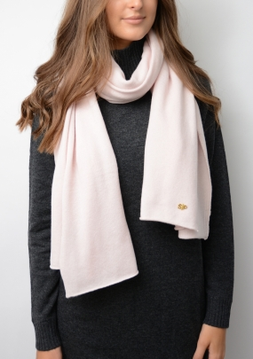 Thess Scarf, Dusty Pink