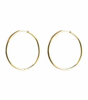 Beloved Big Hoops, Gold