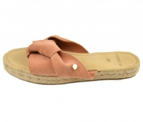 Lucy Espadrille Sandal, Pink