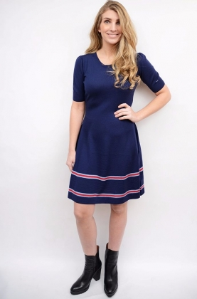 Jolia Stp Dress Eclipse & Multi