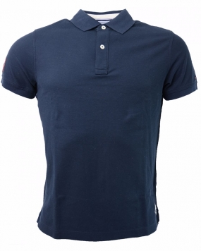 Brody Polo s/s Navy
