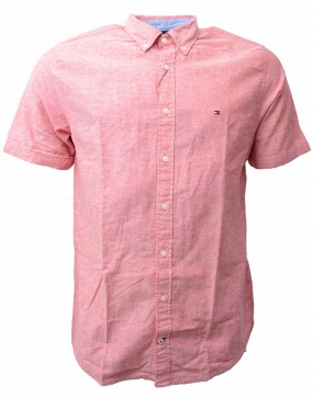 Cotton Lined s/s Apple Red