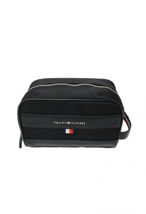 Tommy Tailored Washbag, Black