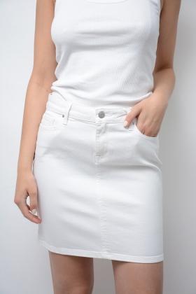 2cec97a81c41 Rome RW Skirt CLR, Classic White