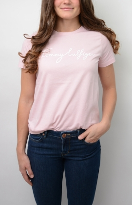 Aila C-nk Tee ss, Orchid Pink