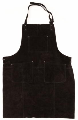 Apron Cow Black