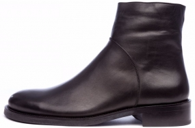 Donald Fur Boot, Black
