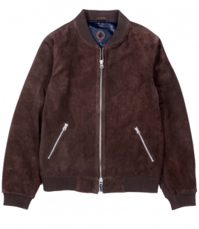 Russel jacket, Choclate