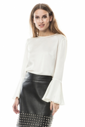 Rosey Blouse White