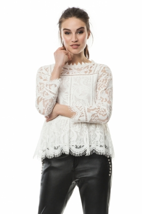Nikita Blouse White