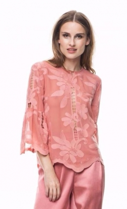 Hiba Blouse Blush