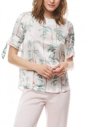 Nemy Blouse, Heart Of Palm