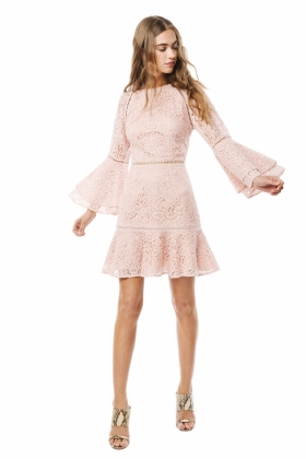 Ettie Dress, Dusty Pink
