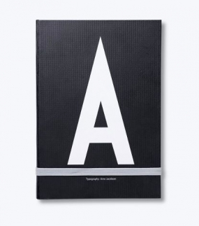 Personal Notebook A-Z, Black
