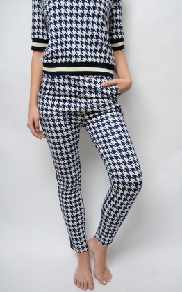 Jaffa Pant, Night Sky Houndstooth