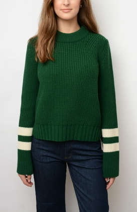 Clove Sweater, Eden Green