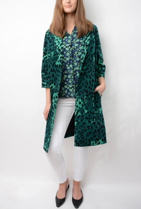 Dara Coat, Green Megaleo