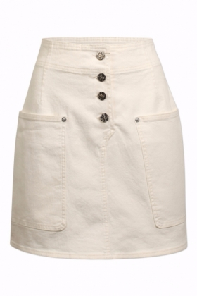 73aabed05895 Shannon, White Denim