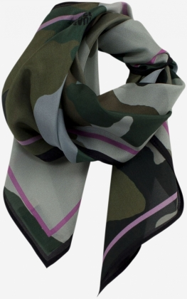 Lexine Scarf, Military green
