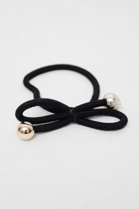 Hair Tie, Black