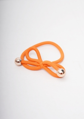 Hair Tie, Orange