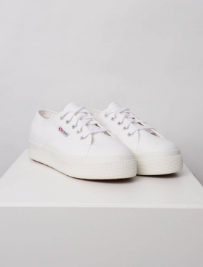Superga 2730 Cotu, White