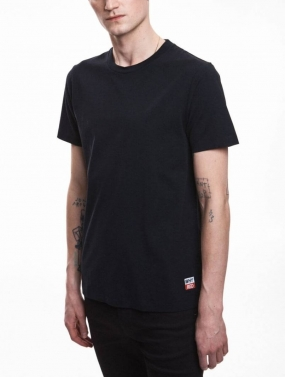 Art T-shirt, Black