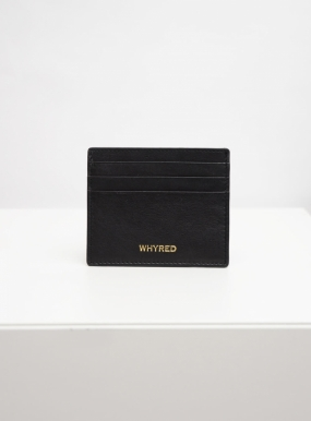 East Cardholder, Black