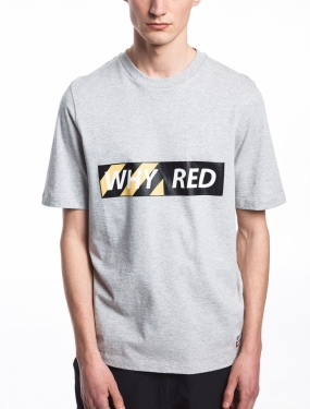 Foxton Whyred Logo Black/Yellow, Light Grey